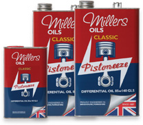 Classic Gear & Differentiale Olier